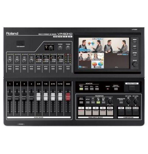 DJPEOPLES-AVRENTALroland-vr-50-hd-multi-format-av-mixer