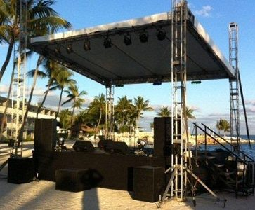 Stage Rental