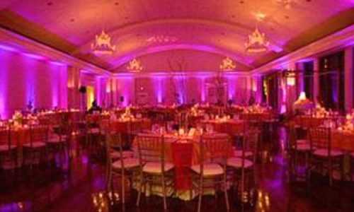 Up Lighting Rental