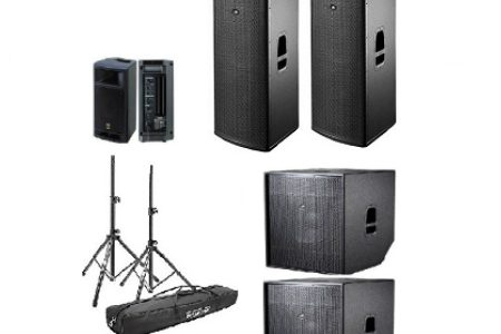Sound System Rental