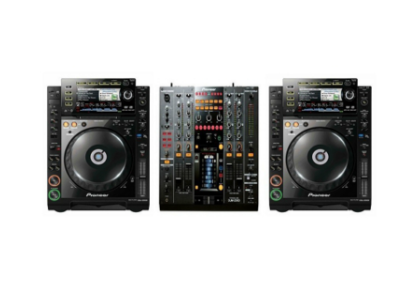 DJ Rental Packages