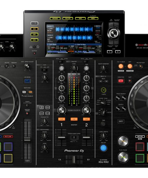 PIONEER XDJ RX2 - front