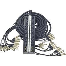 100 FT XLR Snake 24 input
