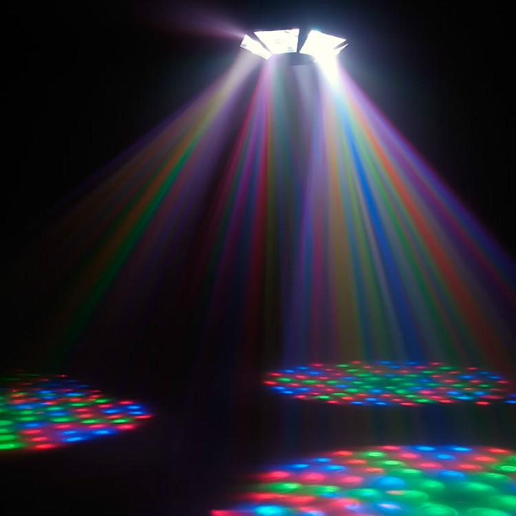 Chauvet Vue 6 1 Led Party Light Al