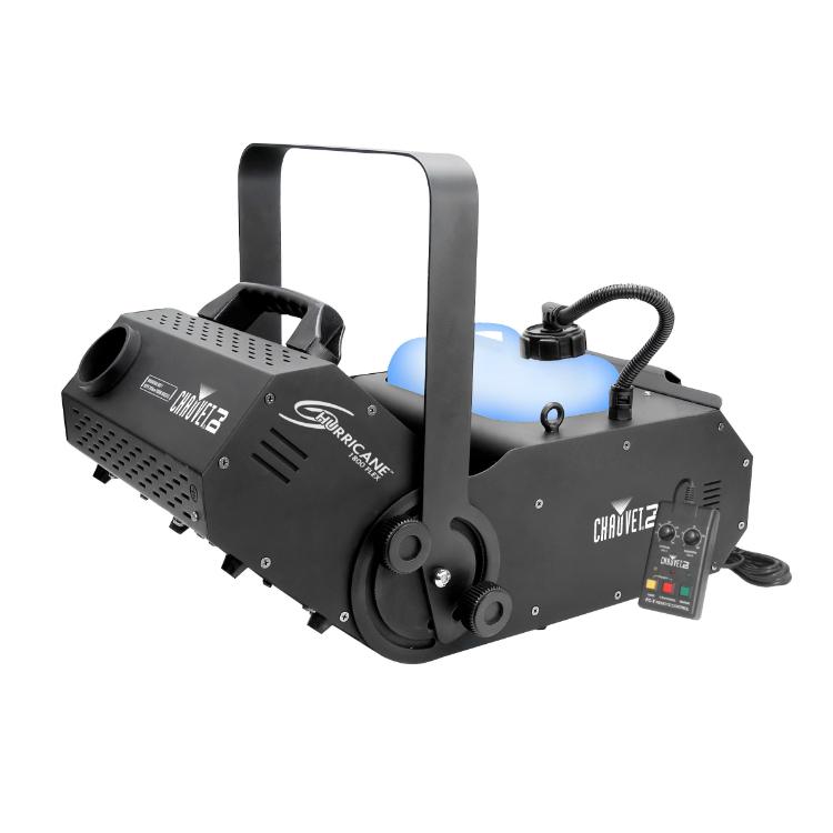 Smoke Machine Rental >> Chauvet Hurricane 1800 Flex Fog Machine Rental